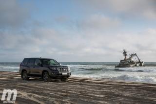 Land Cruiser 2018, presentación internacional en Namibia Foto 5