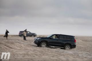 Land Cruiser 2018, presentación internacional en Namibia Foto 8