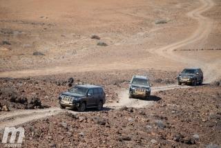 Land Cruiser 2018, presentación internacional en Namibia Foto 16