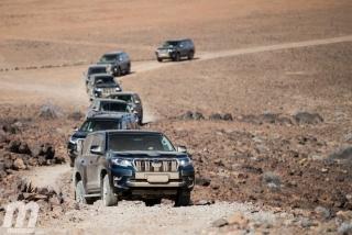 Land Cruiser 2018, presentación internacional en Namibia Foto 17