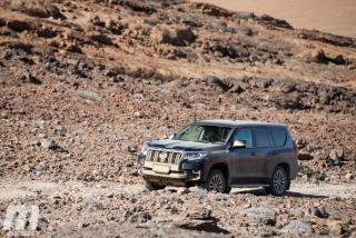 Land Cruiser 2018, presentación internacional en Namibia Foto 18
