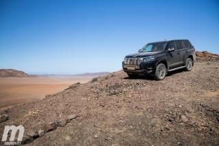 Land Cruiser 2018, presentación internacional en Namibia Foto 19