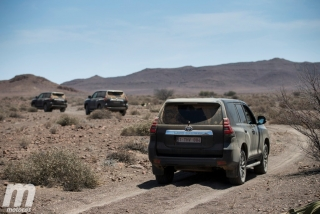 Land Cruiser 2018, presentación internacional en Namibia Foto 22