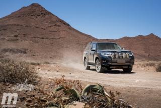Land Cruiser 2018, presentación internacional en Namibia Foto 23