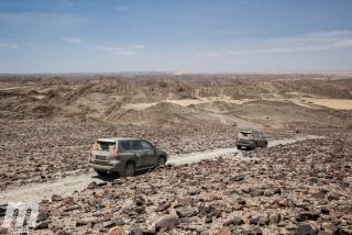 Land Cruiser 2018, presentación internacional en Namibia Foto 25