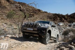 Land Cruiser 2018, presentación internacional en Namibia Foto 30