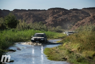 Land Cruiser 2018, presentación internacional en Namibia Foto 31