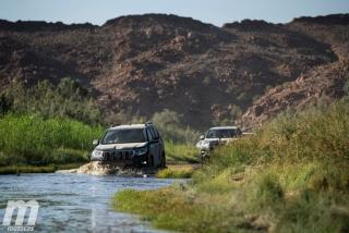 Land Cruiser 2018, presentación internacional en Namibia Foto 32