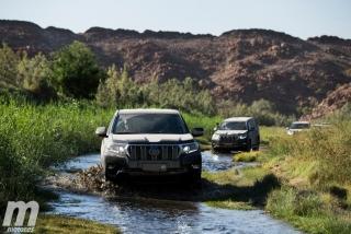 Land Cruiser 2018, presentación internacional en Namibia Foto 33