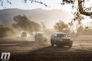 Land Cruiser 2018, presentación internacional en Namibia Foto 34