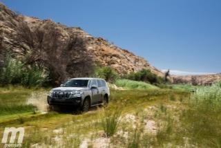 Land Cruiser 2018, presentación internacional en Namibia Foto 36