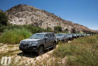 Land Cruiser 2018, presentación internacional en Namibia Foto 37