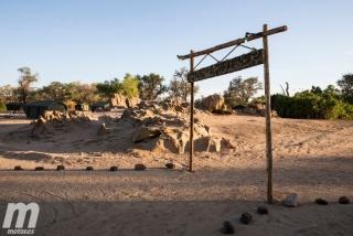 Land Cruiser 2018, presentación internacional en Namibia Foto 38
