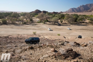 Land Cruiser 2018, presentación internacional en Namibia Foto 39
