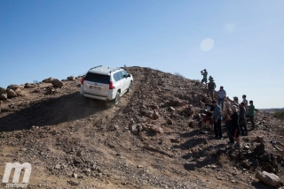 Land Cruiser 2018, presentación internacional en Namibia Foto 40