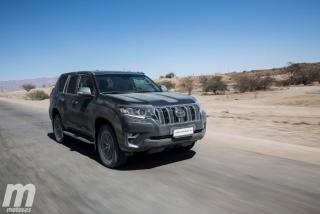 Land Cruiser 2018, presentación internacional en Namibia Foto 42