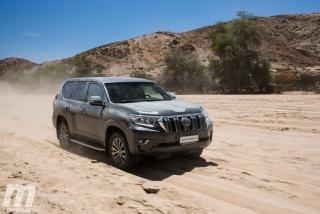 Land Cruiser 2018, presentación internacional en Namibia Foto 44
