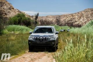 Land Cruiser 2018, presentación internacional en Namibia Foto 45