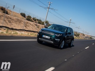 Land Rover Discovery Sport - Foto 1