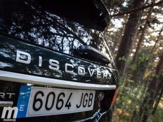 Land Rover Discovery Sport Foto 7