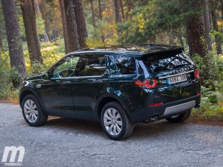 Land Rover Discovery Sport Foto 11