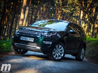 Land Rover Discovery Sport Foto 12