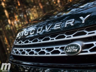 Land Rover Discovery Sport Foto 13
