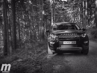 Land Rover Discovery Sport Foto 15