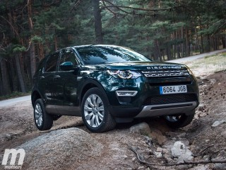 Land Rover Discovery Sport Foto 16