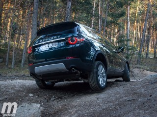 Land Rover Discovery Sport Foto 17