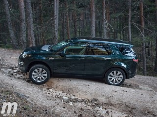 Land Rover Discovery Sport Foto 18