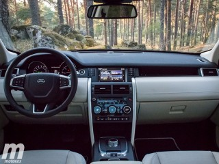 Land Rover Discovery Sport Foto 34