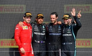 Las fotos del GP de Gran Bretaña F1 2021 - Miniatura 2