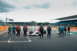 Las fotos del GP de Gran Bretaña F1 2021 - Miniatura 7