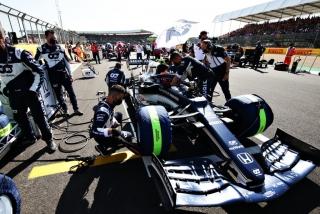 Las fotos del GP de Gran Bretaña F1 2021 - Miniatura 14