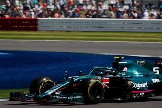 Las fotos del GP de Gran Bretaña F1 2021 - Miniatura 17