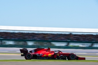 Las fotos del GP de Gran Bretaña F1 2021 - Miniatura 20