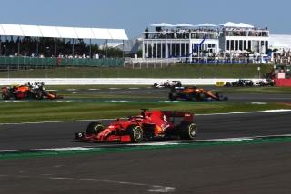 Las fotos del GP de Gran Bretaña F1 2021 - Miniatura 21