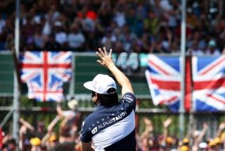 Las fotos del GP de Gran Bretaña F1 2021 - Miniatura 24