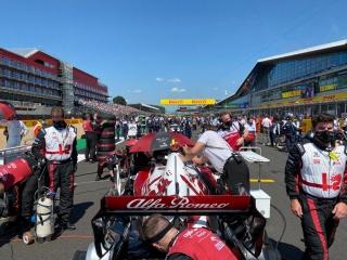 Las fotos del GP de Gran Bretaña F1 2021 - Miniatura 25