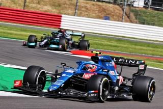 Las fotos del GP de Gran Bretaña F1 2021 - Miniatura 36