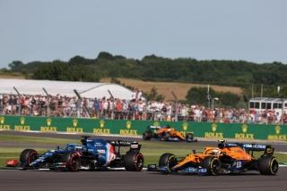Las fotos del GP de Gran Bretaña F1 2021 - Miniatura 37
