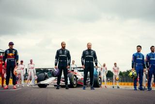 Las fotos del GP de Gran Bretaña F1 2021 - Miniatura 38