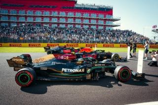 Las fotos del GP de Gran Bretaña F1 2021 - Miniatura 43