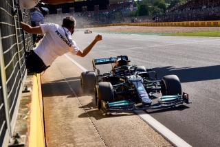 Las fotos del GP de Gran Bretaña F1 2021 - Miniatura 1