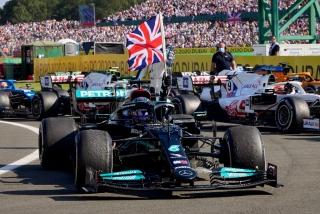 Las fotos del GP de Gran Bretaña F1 2021 - Miniatura 45