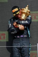 Las fotos del GP de Gran Bretaña F1 2021 - Miniatura 3