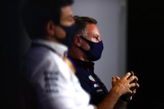 Las fotos del GP de Gran Bretaña F1 2021 - Miniatura 50