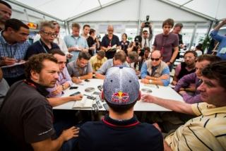 Las mejores fotos de Max Verstappen en la F1