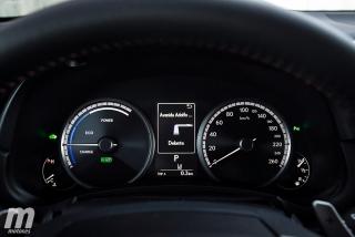 Lexus CT 200h y NX 300h 2018 Foto 34